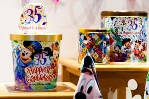 Sweets 35th Anniversary Tokyo Disneyland