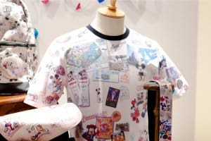 T-Shirt 35th Anniversary Tokyo Disney Resort