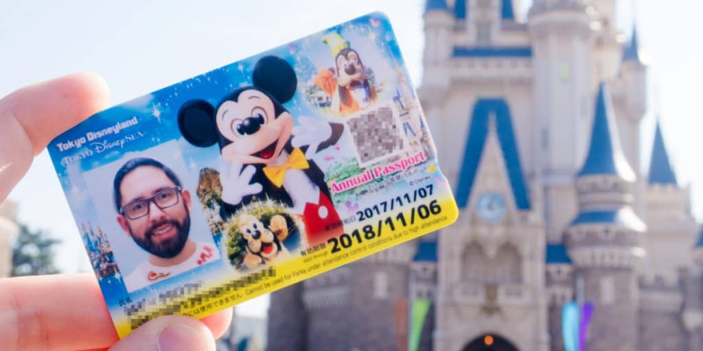 Tokyo Disney Resort Annual Passport Blockout Dates and Price Changes Announced