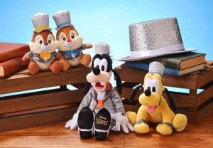 Top Hat Costume Plushes