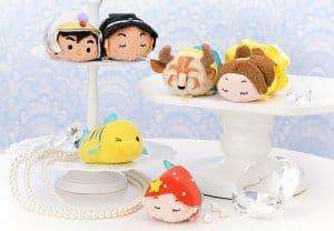 Tsum Tsum Princess Set