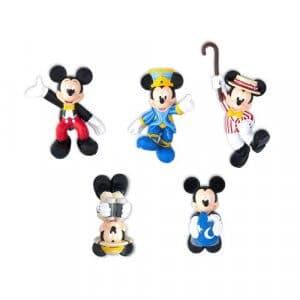 Mickey Figure Set
