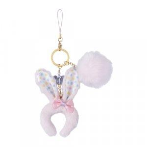 Bunny Ears Keychain