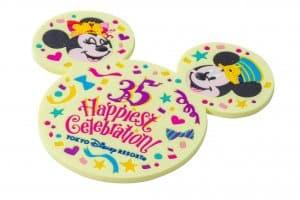 Souvenir Coaster