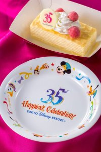 Crepe and Souvenir Plate