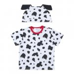 Dalmatian T-shirt and Hat