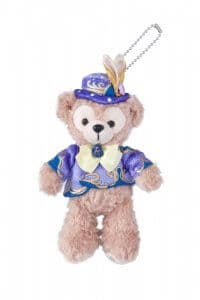Duffy Plush Badge