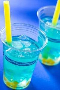 Grapefruit & Lemon Jelly Cocktail
