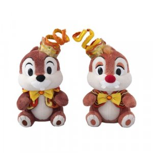 Chip and Dale Plush Set