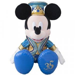 Large Mickey Plush