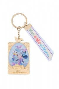 Minnie and Daisy Keychain