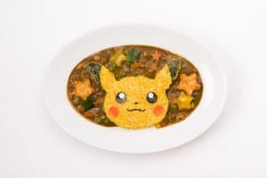 Pikachu Curry
