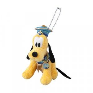 Pluto Plush Badge
