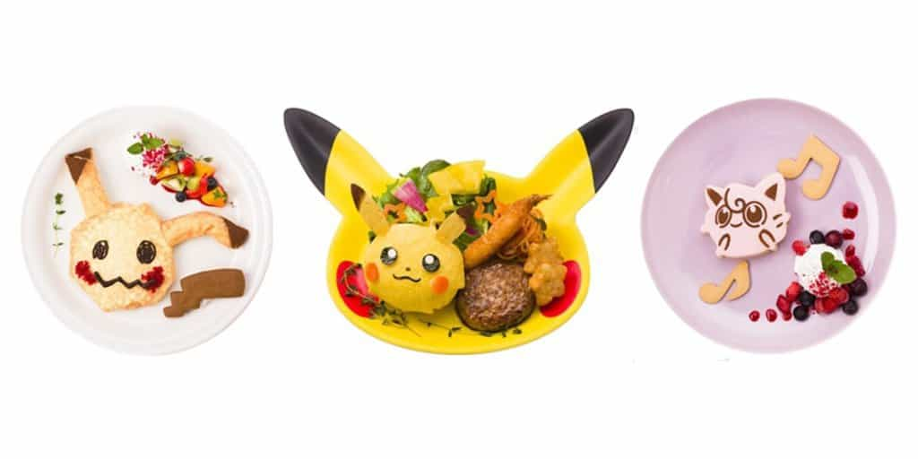 World's First Pokémon Cafe Opens in Tokyo