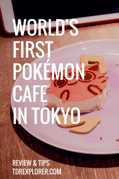 Pokemon Cafe Review Jigglypuff Pinterest