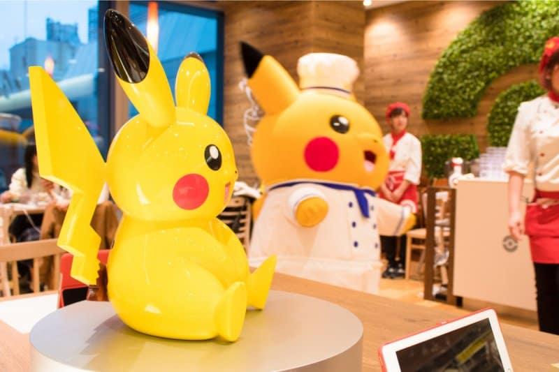 Pokemon Cafe Tokyo Pikachu Costume