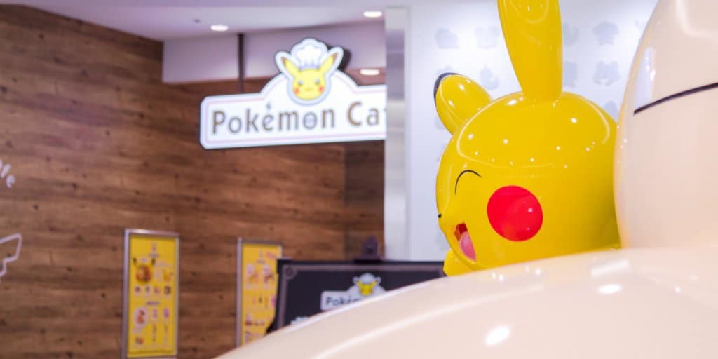 World's First Pokémon Cafe Review in Tokyo