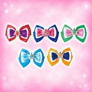 Sailor Moon Bow Ties at Universal Studios Japan