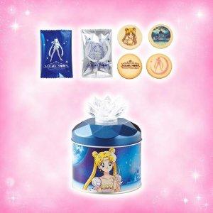 Sailor Moon Cookie Tin at Universal Studios Japan