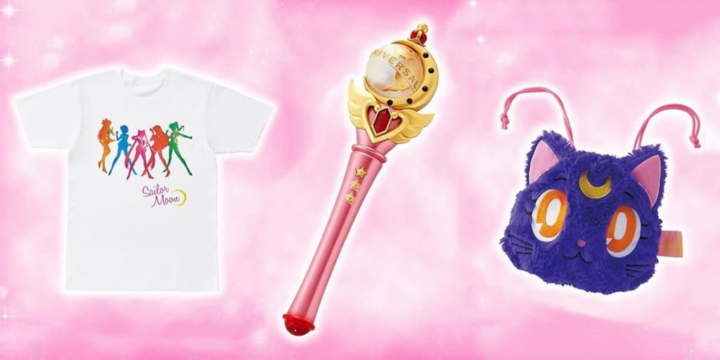 Cool Japan 2018 – Sailor Moon Merchandise
