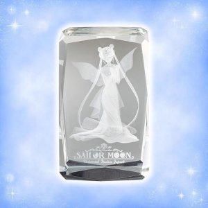 Sailor Moon Crystal Sculpture at Universal Studios Japan