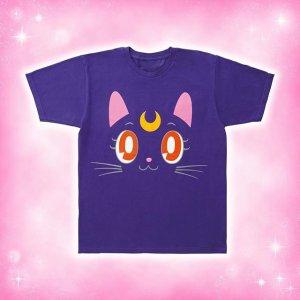 Sailor Moon Luna T-shirt at Universal Studios Japan