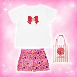 Sailor Moon Pijamas at Universal Studios Japan