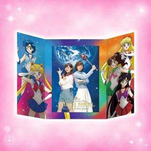 Sailor Moon Souvenir Photo at Universal Studios Japan