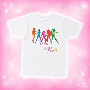 Sailor Moon T-shirt at Universal Studios Japan