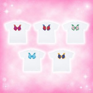 Sailor Moon T-shirts at Universal Studios Japan