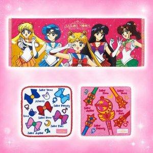 Sailor Moon Towel Set at Universal Studios Japan