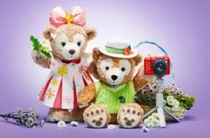 Shanghai Spring Duffy Costumes