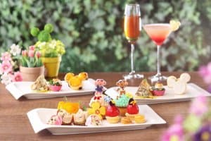 Springtime Desserts at Hong Kong Disneyland
