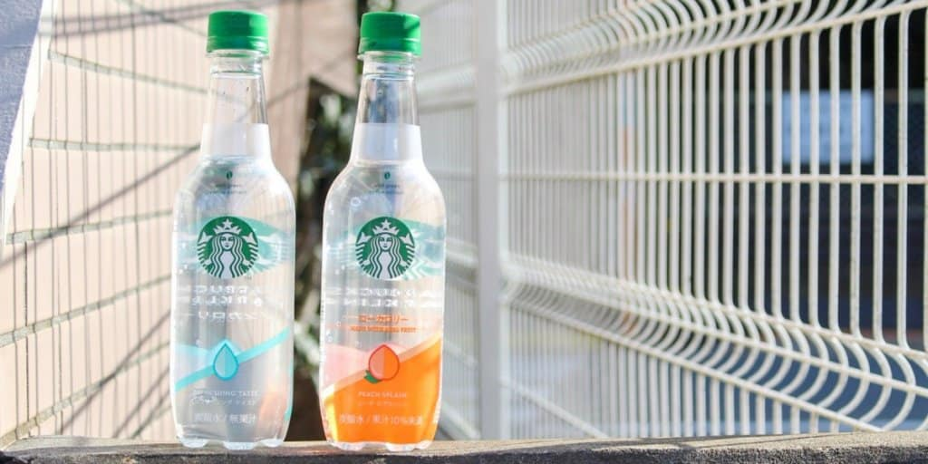 Starbucks Clear Sparkling Water Review