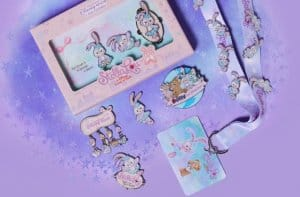 Earrings, Pins and Pass
