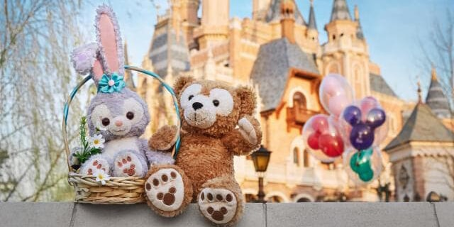 StellaLou Comes to Shanghai Disneyland