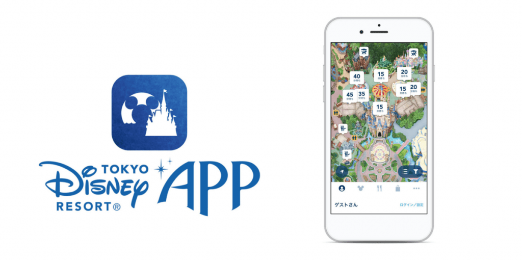Official Tokyo Disney Resort App Coming Summer 2018