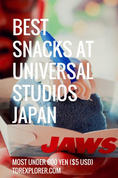 Best Snacks Universal Studios Japan Pinterest Jaws