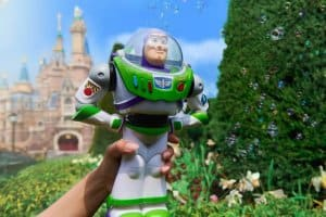 Buzz Bubble Wand