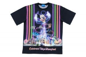 Celebrate! Tokyo Disneyland T-Shirt