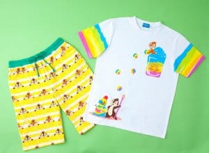 Chip n Dale Summer Clothes