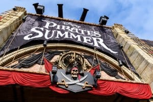 Disney Pirate Summer Decorations