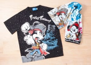 Disney Pirate Summer Mickey T-shirt