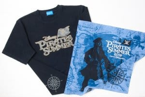 Disney Pirate Summer T-shirts