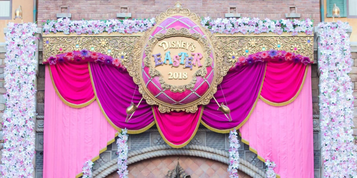 Guide to Disney's Easter at Tokyo Disney Resort