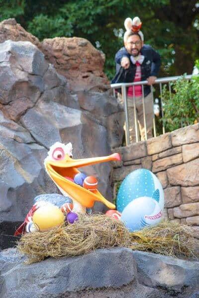 Finding Nemo Easter Eggs Tokyo DisneySea
