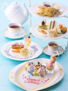 Happiest Celebration! Afternoon Tea Set