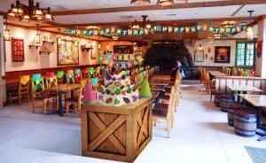 Camp Woodchuck Kitchen Birthday Decorations