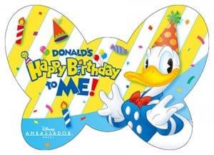 Donald Coaster at Disney Ambassador Hotel