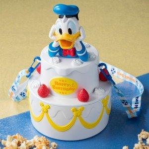 Donald Popcorn Bucket